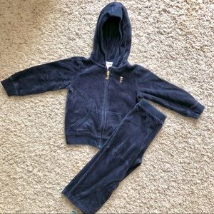 Toddler Juicy Couture Jumpsuit